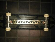 PRO Skateboard Le-sk8 Ti Plates. Titanium 0.85mm Stair Jump and grinding plates.