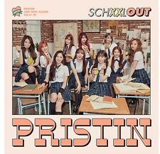 [Pristin] Schxxl Out Sealed New 2nd Mini Album In Ver CD+Booklet+Photocard 프리스틴