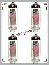 4x EL84 JJ-Electronic Tube amp / Röhrenverstärker 6BQ5 NEU matched QUARTETT QUAD