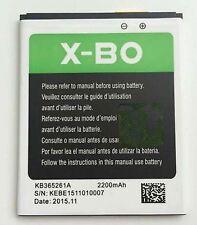 X-BO V3+ KB365261A BATERIA BATTERY BATTERIA BATTERIE AKKU ACCU 2200 mAh
