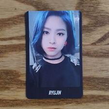 Ryujin Official Photocard ITZY 2nd Mini Album IT'z Me Genuine Kpop