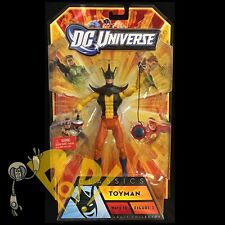 """DC Universe Classics TOYMAN Wave 18 Apache Chief BAF 6"""" Action Figure NEW!"""