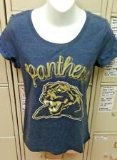 Ncaa Pittsburgh Panthers Womens V-Neck Shirt Size Small Brand New