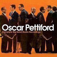 Oscar Pettiford - Complete Big Band Studio Recordings + 3 Bonus [New CD] Bonus T