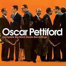 Oscar Pettiford - Complete Big Band Studio Recordings + 3 Bonus [New CD] Bonus T