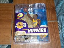 """Mcfarlane 6"""" Dwight Howard NBA figure series 22 Los Angeles Lakers"""