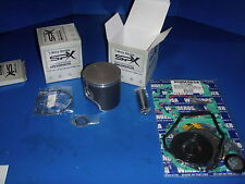 SKIDOO SUMMIT 800 ENGINE REBUILD KIT NEW PISTONS/RINGS.GASKETS/PINS/CLIPS