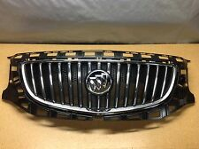 2011 Buick Regal Chrome Front Bumper Grille w/ Tri-Shield EMBLEM new OEM