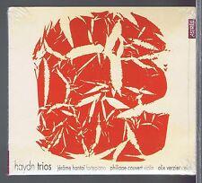 JOSEPH HAYDN CD NEW TRIOS HANTAI COUVERT VERZIER