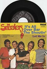 The sneekers it 's All Over bar the shoutin' 45/ger/pic