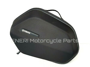 GENUINE YAMAHA MT-09 TRACER 15-17 RIGHT SOFT ABS LUGGAGE PANNIER 2PP-FS0SC-00