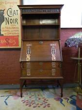 Superb Shapland & Petter Bureau Bookcase c 1900