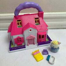 Hello Kitty House Playset (Including Fifi Lamb) Sanrio Blue Box 2011