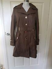 House of Fraser Calvin Klein Debenhams Harrods Trench Rain Coat Jacket RRP £380