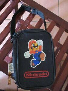 Nintendo RARE Official Mario Gameboy bag,with handle