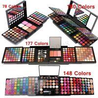 180 Couleur Palette Fard Ombre à Paupières Yeux Eyeshadow Glitter Mat Maquillage