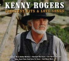 Kenny Rogers - Greatest Hits & Love Song [New CD] UK - Import