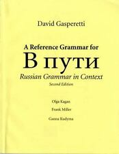 A reference grammar for V puti, Russian grammar in context
