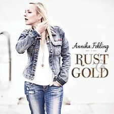 Annika Fehling - Rust & Gold [New CD]