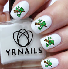 Irish St Patrick's Day - Nail Decals by YRNails - WS016