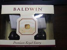 Baldwin 5205.402.ENTR Hardware Knob Set
