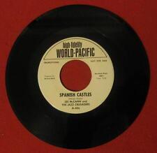 "LES McCANN & THE JAZZ CRUSADERS ""SAND CASTLES"" PROMO 1964 WORLD-PACIFIC LQQQK!!"