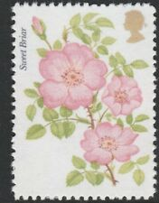 Great Britain (157) 1976 Roses 13p Missing Value - a Maryland FORGERY unused