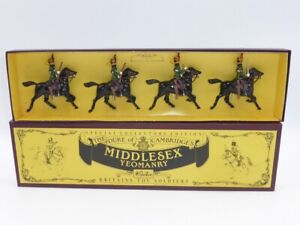 William Britains The Duke of Cambridge's Middlesex Yeomanry  Set 8812 Boxed