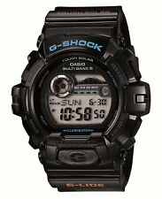 CASIO G-SHOCK G-LIDE GWX-8900-1JF Multiband 6 Men's Watch New in Box