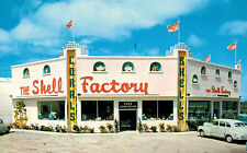 Fort Myers,Florida,The Shell Factory,Roadside Attraction,U.S.41,c.1950s