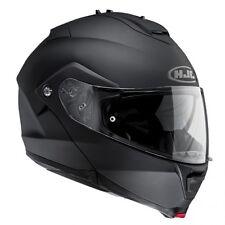 NEU HJC Motorrad Helm IS-MAX II 2 schwarz matt S = 55/56 Klapphelm Sonnenblende