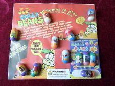 RARE Mighty Beanz Crazy Magic Beans Bootleg Vending Header Card Display