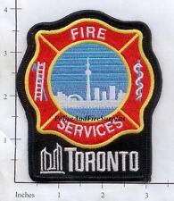 Canada - Toronto Fire Dept Patch