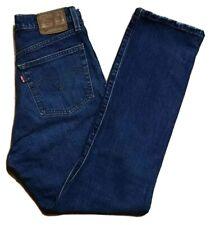 Levis 501 W28 L28 Big E Jeans Blue Strauss Denim Levi's