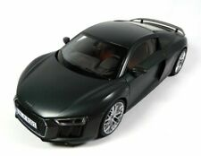Kyosho Audi R8 V10 Plus Coupe Echelle 1:18 Voiture Miniature - Verte