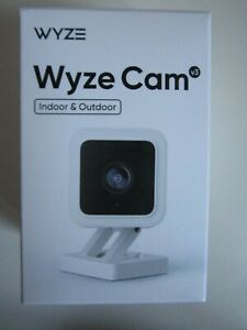 Brand New Sealed Wyze Cam V3 Wired Indoor/Outdoor Camera WYZEC3 2021 on Hand
