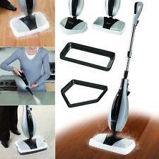Bionaire 3in1 Interchangeable Steam Cleaner Floor Mop Washer Handheld Steamer