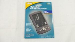 Fellowes WrightRight Micro-Thin Screen Protectors for Palm Tungsten (98198)