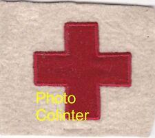 insigne tissus  Personnel Médical - Pays non identifié  Allemagne ? U.S.A. ?