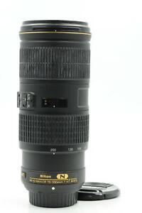Nikon Nikkor AF-S 70-200mm f4 G VR ED IF Lens 70-200/4 AFS #288