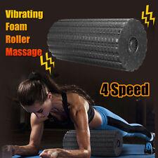 AU 4-speed Eva Physio Foam Roller Yoga Pilates Gym Muscle Relax Massage 15x36cm