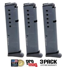 3 PACK Ruger LCP 380 ACP Magazine 10 Round Promag w/ Extended Floorplate RUG14