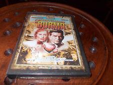 L'avventuriero di Burma Dvd ..... Nuovo