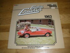 1963 COUNTRY CRUISIN LP Record - sealed