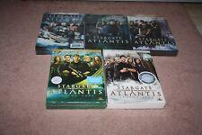 Stargate Atlantis: Seasons 1,2,3,4, & 5 DVD *Brand New Sealed*