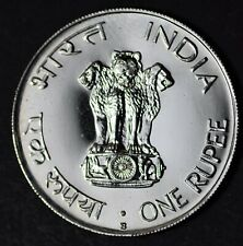 India Republic 1969(B) 1 Rupee Proof (Centennial - Mahatma Gandhi)