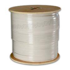 500m 135 dB Sat Koax Kabel REINES KUPFER 5-Fach geschirmt Antennenkabel Koaxial