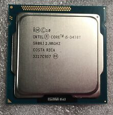 Lot Of 2 Intel Core i5-3470T SR0RJ Processors 2.9GHz LGA 1155/Socket H2
