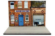 Diorama Garage Auntie Doctor Rover P4 Specialist - 1/43ème - #43-2-b-b-030