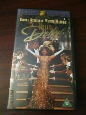 Hello Dolly  VHS Video Tape (NEW)